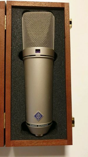 Neumann U87 Ai Studio Set Nickel