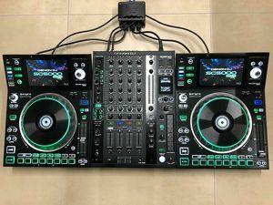 Denon DJ Prime Bundle - 2 x SC5000 Prime - X1800 Prime
