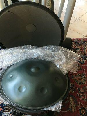 Handpan Drum Iskra Handpan Symphonic Steel