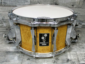 "Sonor LD-557MB Lite 14"" x 7 1/4"" Snare Drum Vintage"