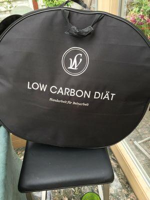 Lightweight Meilenstein Obermayer Carbon Laufradsatz
