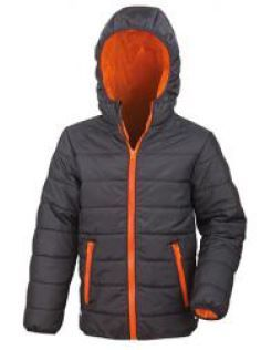 Jacke Core Junior Padded von Result Core