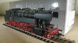 MBW 65018 Spur 0 DB Dampflok BR 65 Betr.-Nr. BR 65 018
