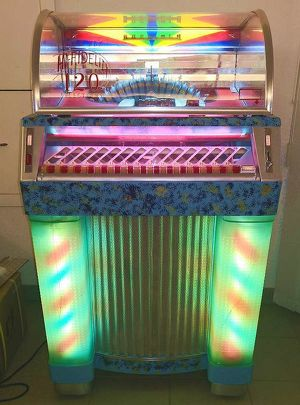 Jukebox Rock Ola 1446