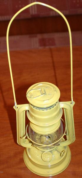 Petroleumlampe