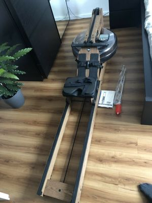 WaterRower Rudergerät S4 Eiche Neu