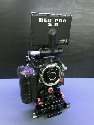 Epic RED Dragon 6K Kamera mit EF- und PL-Mount