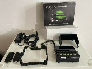 Video Devices Pix E5 + PIX Audio LR Interface