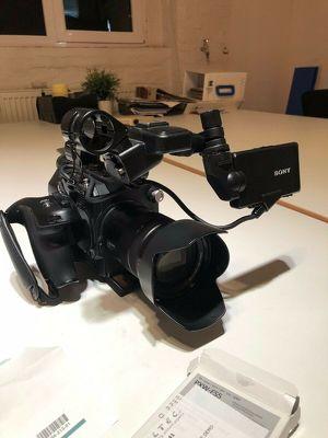 Sony Pxw-Fs5K 4K Xdcam Camcorder