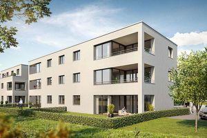 Feldkirch: funktionelle Dachwohnung mit Flair