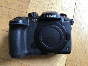 Panasonic LUMIX DC-GH5S Spiegellose Systemkamera