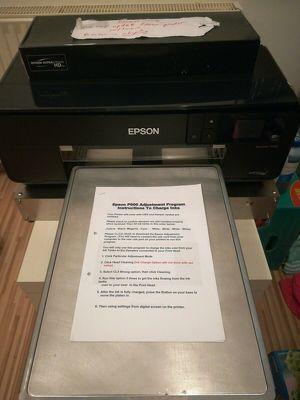 Epson Printer P600 Dtg Drucker für T-Shirts