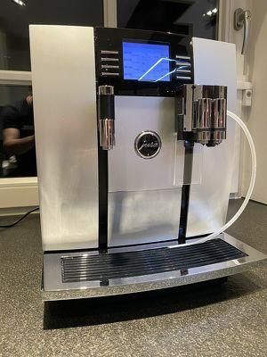 Jura Giga 5 Maschine