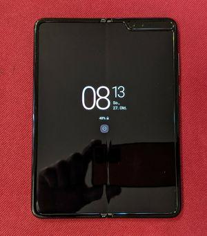 Samsung Galaxy Fold 5G - Cosmos Black