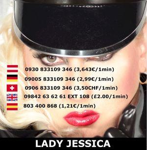 Telefonerziehung bei Lady Jessica