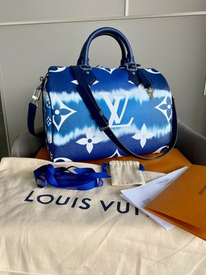 Louis Vuitton Escale Speedy 30 Limitiert Original