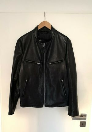 Tom Ford  Leder Jacke