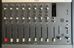 ReVox MR8 Professionelles Analoges Audiomischpult