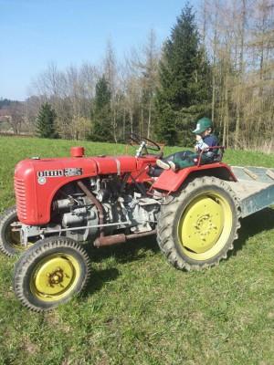 Verkaufe Steyr T84