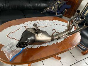 Akrapovic Komplettanlage für Yamaha MT-09 / XSR900 / Tracer 900