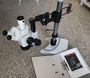 Leica Wild Heerbrugg M10 Stereo Mikroskop