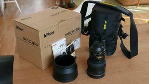 Nikon Af-S Nikko 200mm f/2G Ed Vr II Objektiv