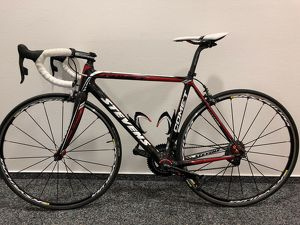 Stevens Comet Sram Red Team 54 SP Rennrad