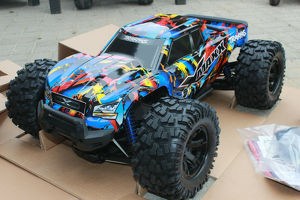 Traxxas 77086-4 Rockn Roll Rnr X-Maxx 8S Brushless 4Wd