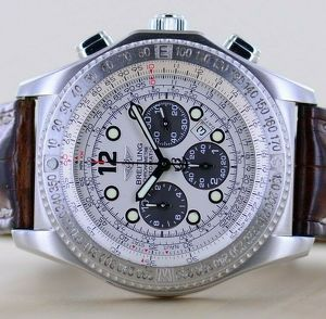 Breitling Chronograph Professional Navitimer B-2 A42362 44mm Men Automatic