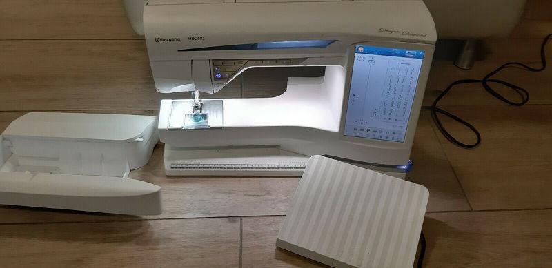 Nähmaschine Computer Stickmaschine