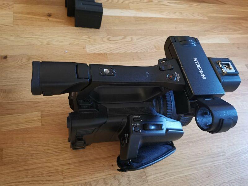 Sony PXW-Z150 4K Professional Camcorder