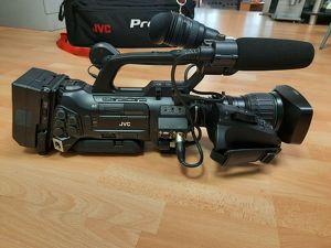 Jvc GY-Hm750E Full Hd Schulterkamera