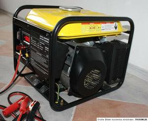 12 V Volt 60 A Ampere Stromgenerator Notstromaggregat Stromerzeuger