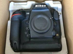 Nikon D 5 Xqd - 20,8 Mp Slr Digitalkamera