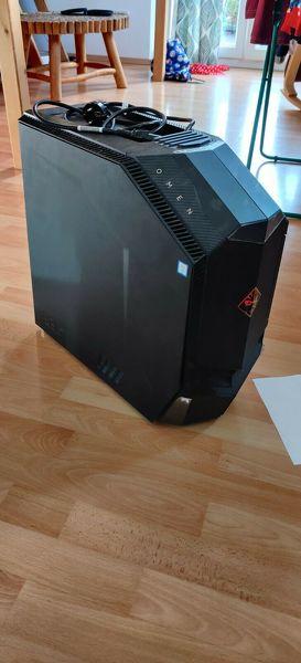 HP Omen 880 , Intel Core i7-8700