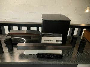 Bose Lifestyle 650 5.1 Heimkino-System