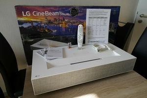 Lg CineBeam Vivo HU85LS 4K Uhd Hdr Projektor