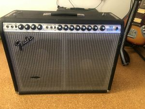 Fender Twin Reverb - Baujahr 1973 - JBL D120F Speaker