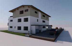 NEUBAU - Mietwohnung mit Garten in St.Johann / Pg. - Top 2 / 77 m²