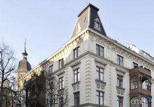 Büroräumein einem historischen Altbau direkt am Margaretenplatz, U4