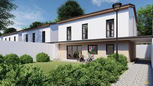Wohnpark Ennsdorf - Einfamilienhaus in Reihenanlage