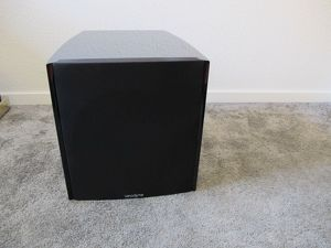 Velodyne Dd 12 Dd-12 + Plus High End Aktivsubwoofer