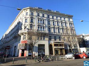 Sanierungsbedürftiges Geschäftslokal auf der Landstraßer Haupstraße!