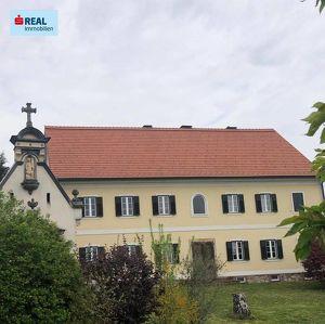 Herrschaftliche Liegenschaft mit Kapelle in der Südsteiermark - Nähe St. Martin im Sulmtal