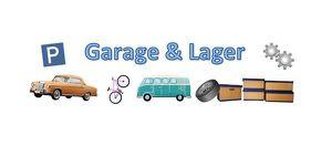 Lagerflächen & Container / Wohnmobil Garage / Grundstück
