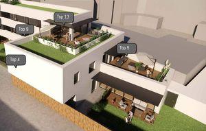 Fühlen wie im Einfamilienhaus! Traumhafte Gartenwohnung!