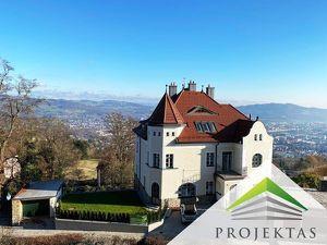 Märchenhafte Aussicht! Traumhafte Liegenschaft am Pöstlingberg - Villa CASA GRANDE