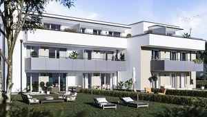 2 Zimmer Wohnung mit Garten in Oberndorf - Erstbezug!