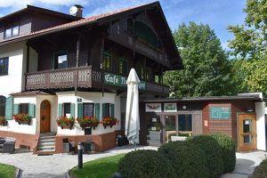 Gastronomiefläche nutzbar als Biergarten oder Café / Bistro mit gemütlichem Gastgarten (ca 300 m2) zu vermieten