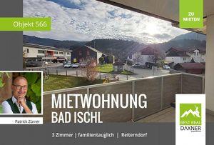 Helle 3 Zimmer Mietwohnung in Reiterndorf